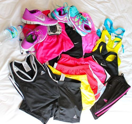 fitness workout clothing
